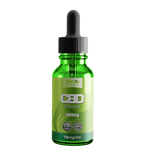 Biofield CBD Oil Tincture Product Review
