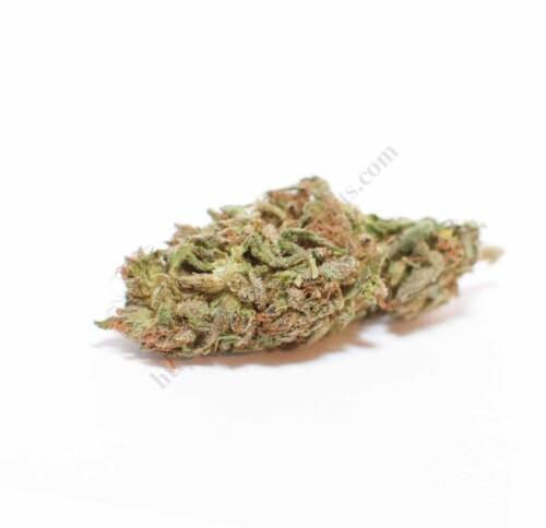 Canna Comforts Raw Hemp CBD Flower Elektra Strain Review