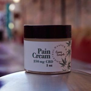 Canna Comforts CBD Pain Cream Product Review
