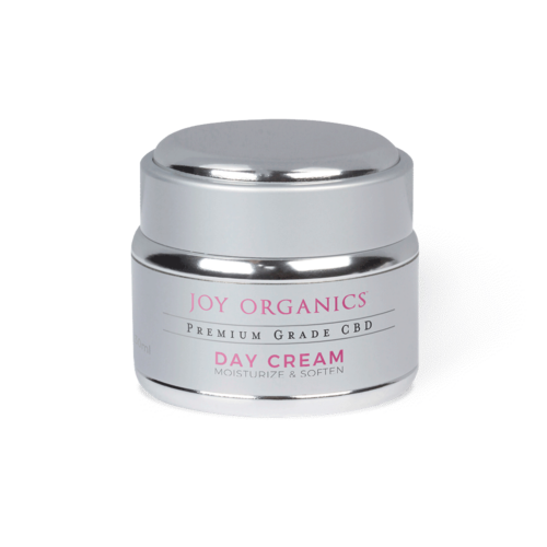 Joy Organics CBD Day Cream Product Review