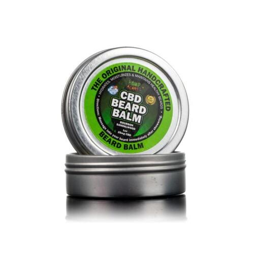 Hemp Bombs CBD Beard Balm Product Review