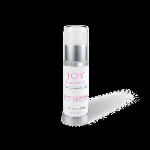 Joy Organics CBD Eye Serum Product Review