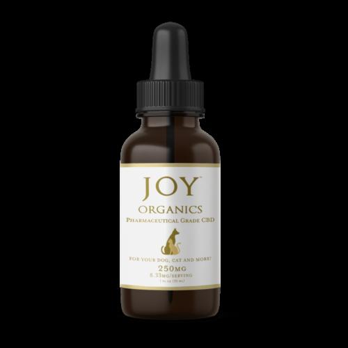 Joy Organics CBD Oil Tincture for Pets Product Review