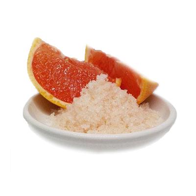 CBD Bath Salt Scrub Grapefruit review