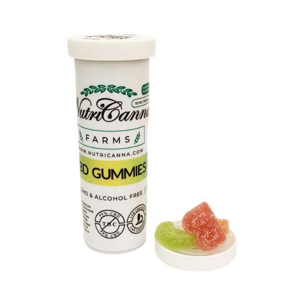 NutriCanna CBD Gummies