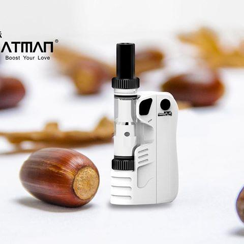 Product Review: Atman Lucky Bear CBD/THC Mini Mod Vaporizer 4