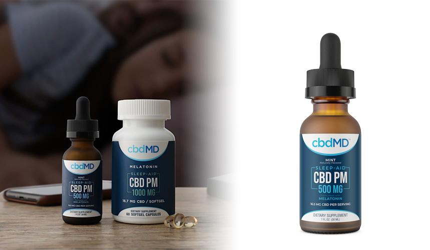 cbdmd sleep aid tincture
