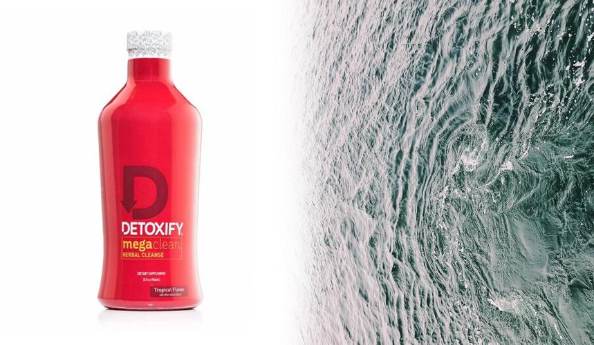 mega clean detox cleansing drink