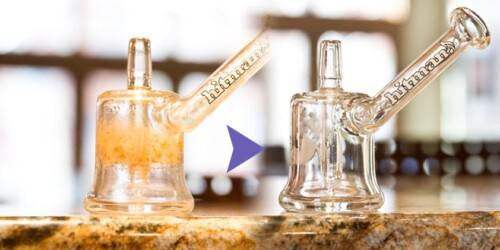 How to Clean Your Glass Bong, Bowl, Bubbler & Dab Rig: A Visual Guide 1