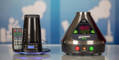 what is a volcano vaporizer why try one
