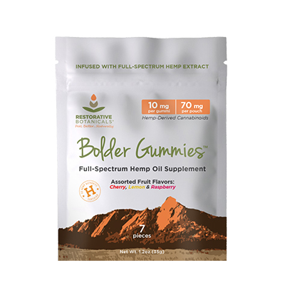 restorative botanicals gummies best product review