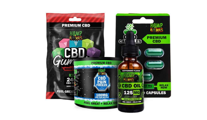new CBD brands