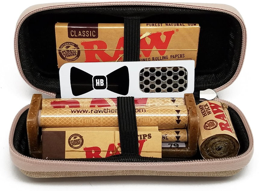 RAW hard shell travel case bundle