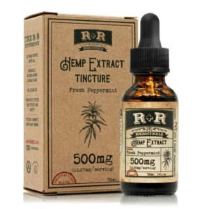 R+R Medicinals CBD Tincture