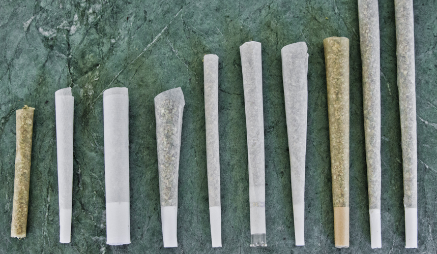 how to smoke weed joints