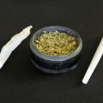 weed grinder rolling joints
