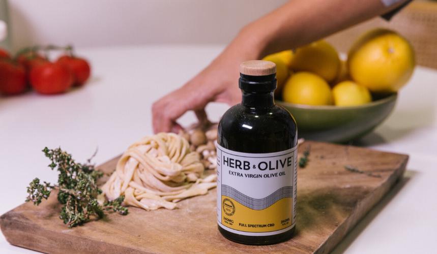 Herb & Olive CBD