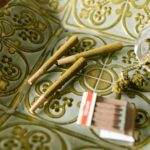 Cannabis Rolls and Bud